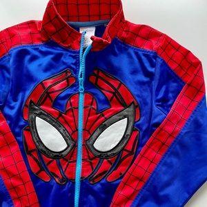 Disney Store Spider-Man Marvel Sweatshirt Size 7/8